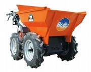 Belle BMD300 Petrol 300kg Mini Dumper Powered by Honda Engine